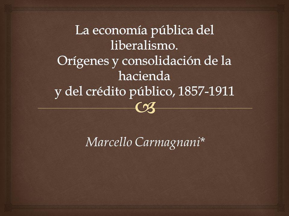 Marcello Carmagnani *