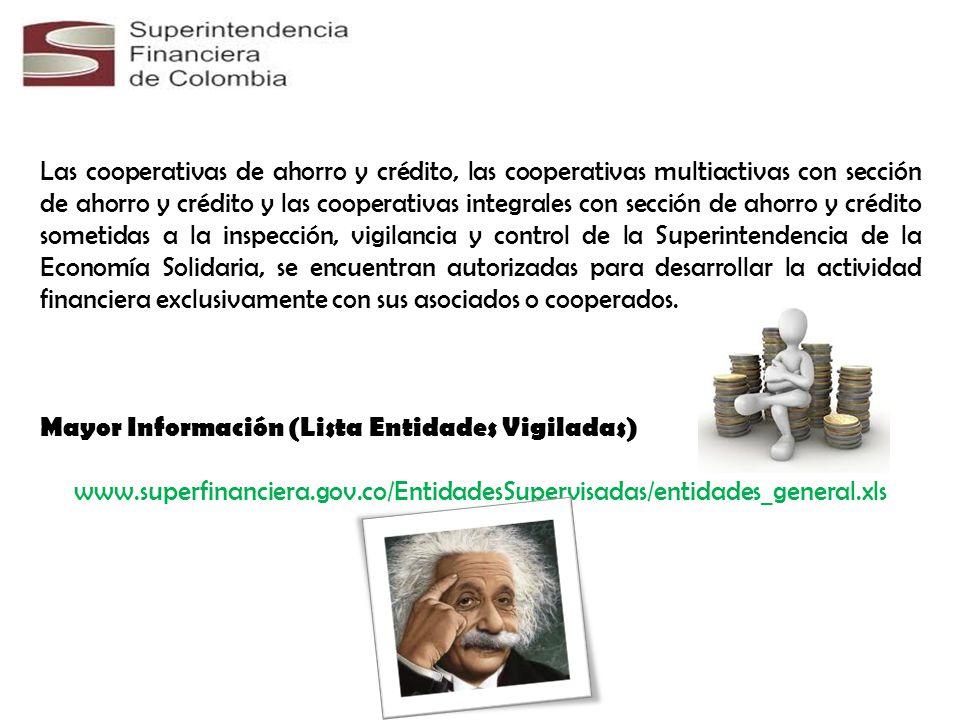 Misión Construir confianza y proteger a los depositantes para contribuir a la estabilidad del Sistema Financiero Colombiano.