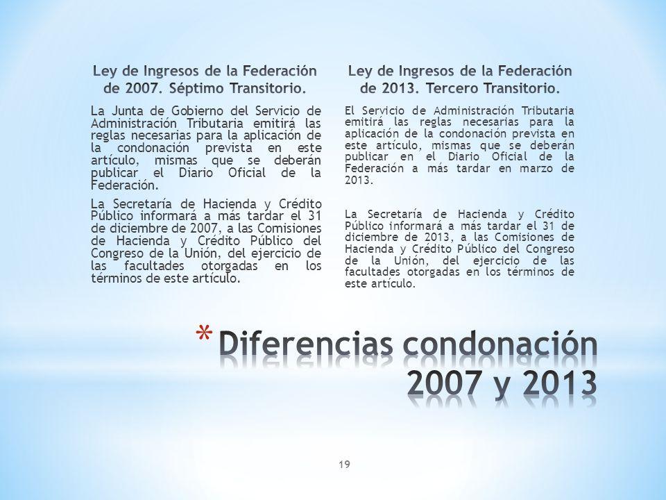 La Junta de Gobierno del Servicio de Administración Tributaria emitirá las reglas necesarias para la aplicación de la condonación prevista en este art