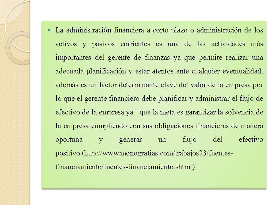 Fuente: http://www.monografias.com/trabajos33/fuentes- financiamiento/fuentes-financiamiento.shtml