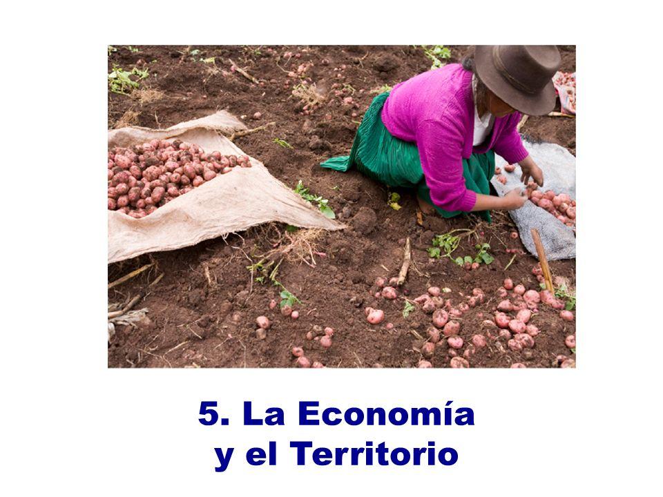5. La Economía y el Territorio