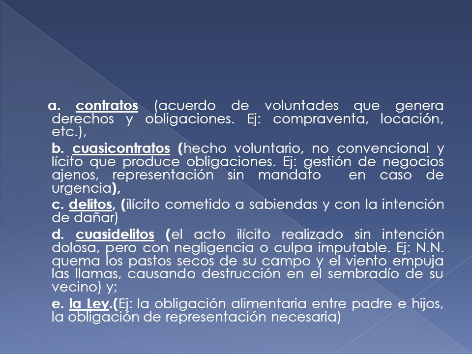 a.contratos (acuerdo de voluntades que genera derechos y obligaciones.