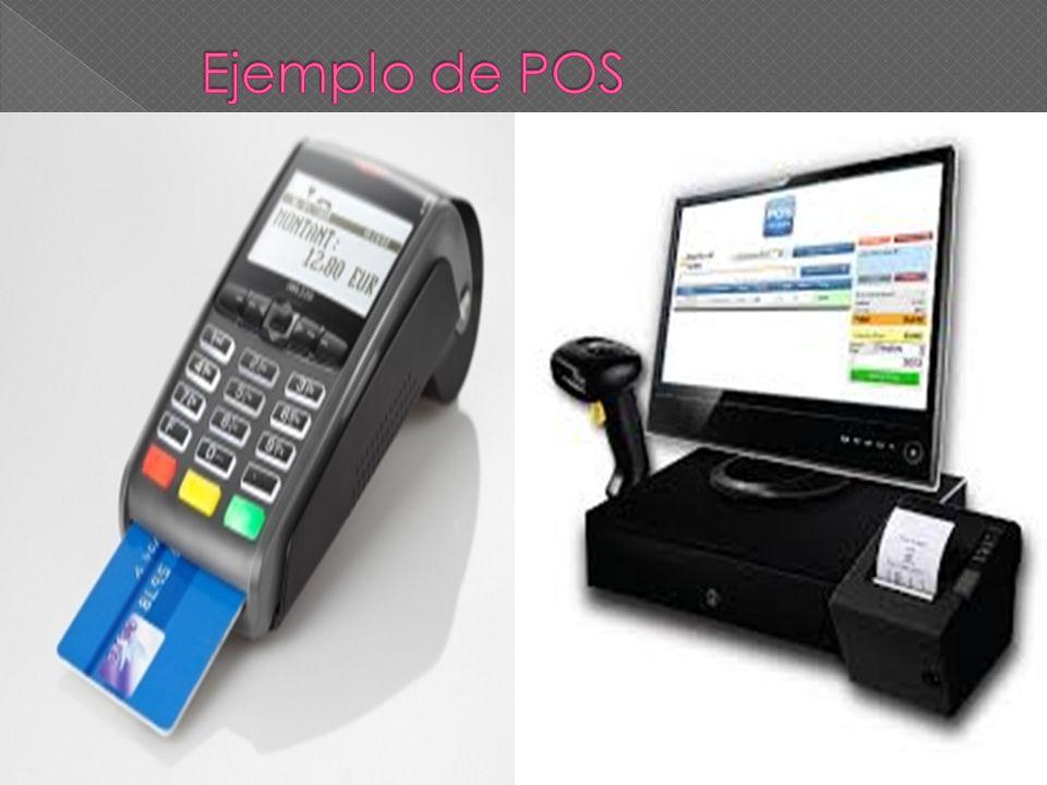 POS son las siglas en inglés de Point of Sale que en español significan Punto de Venta. El POS es un dispositivo electrónico que le proporciona autori