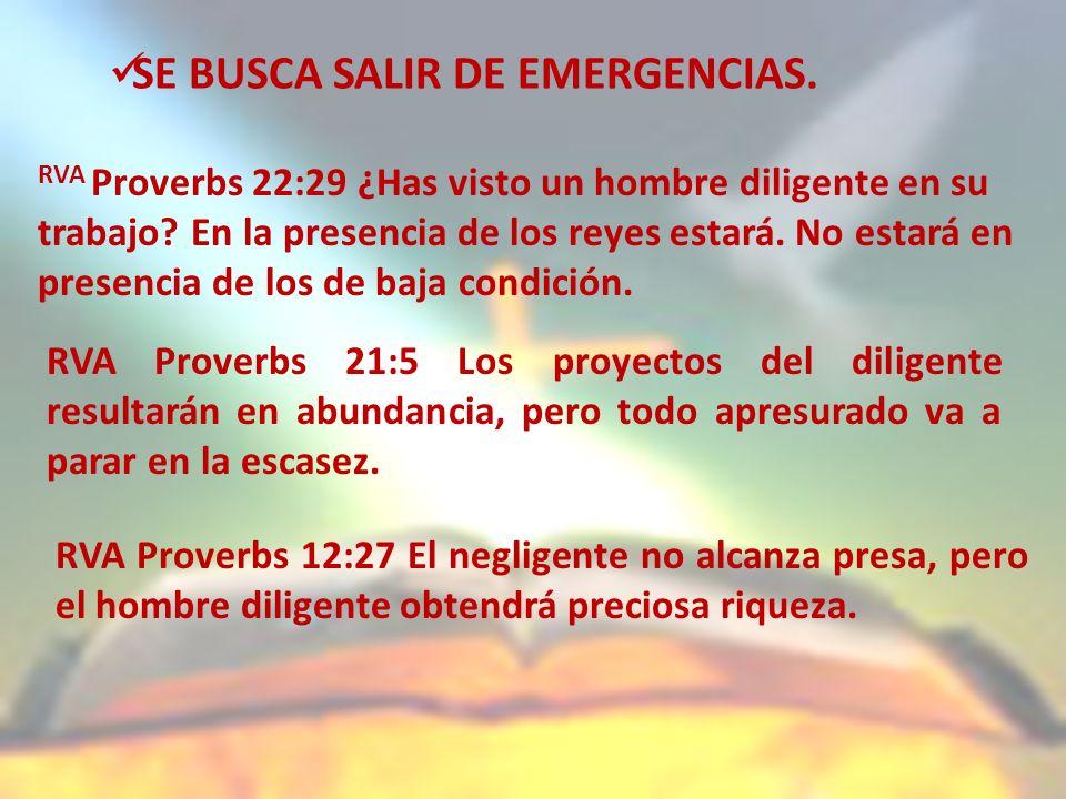 RVA Proverbs 22:7 El rico domina a los pobres, y el que toma prestado es esclavo del que presta.