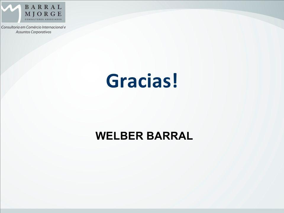 Gracias! WELBER BARRAL