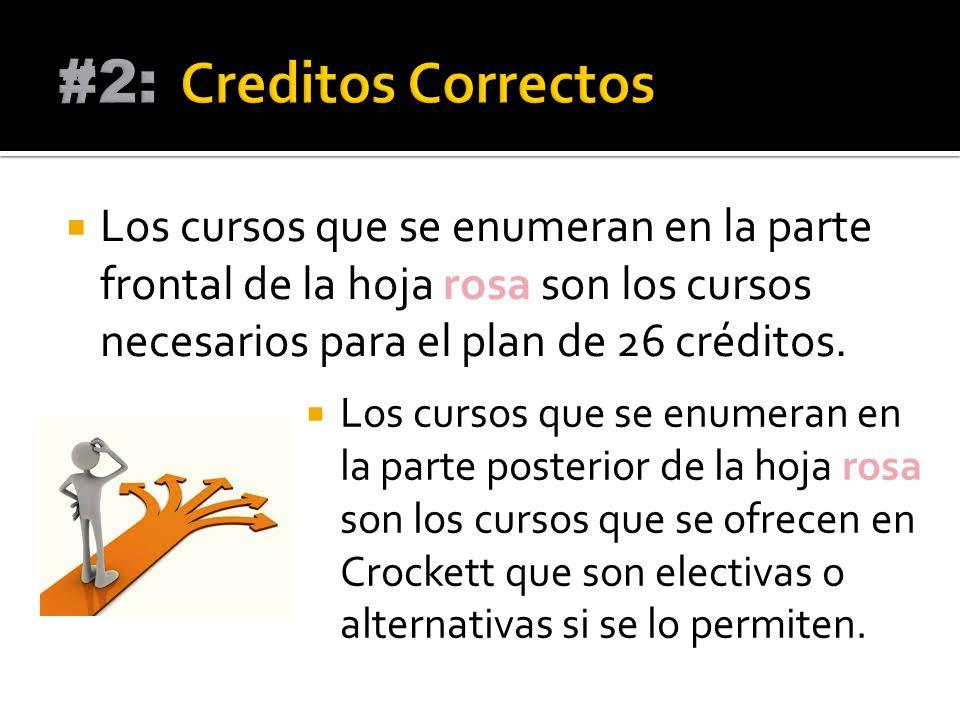 La parte posterior de la hoja verde es la forma que utilizan para controlar los créditos.