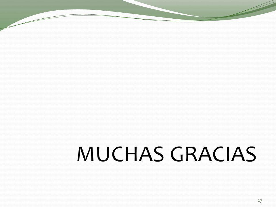 MUCHAS GRACIAS 27