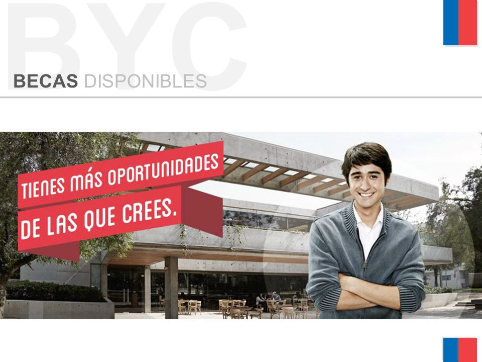 BYC BECAS DISPONIBLES