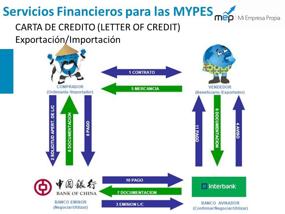 Servicios Financieros para las MYPES LEASING (Arrendamiento Financiero) El leasing o arrendamiento financiero es una alternativa de financiamiento de mediano plazo que permite a nuestros clientes adquirir activos fijos optimizando el manejo financiero y tributario de sus negocios.