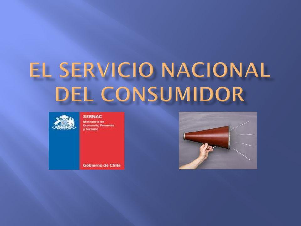 "La presentaci�n ""Regulaci�n: art. 57 a 60. Servicio Nacional del ..."