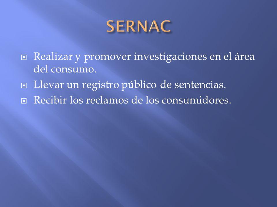 La ley Nº 20.555 publicada el 05.12.2011 introdujo la reforma denominada SERNAC FINANCIERO.