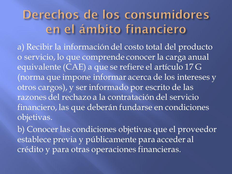 c) La oportuna liberación de las garantías constituidas para asegurar el cumplimiento de sus obligaciones, una vez extinguidas éstas.