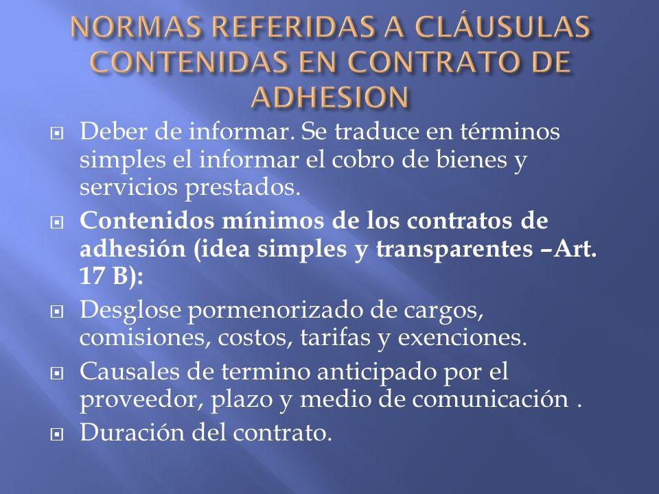 Contratación múltiple.Si la institución cuenta con un Servicio de Atención al Cliente (SAC).