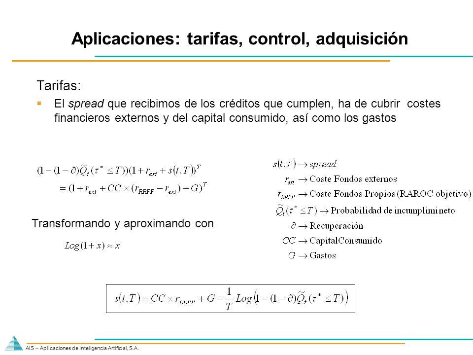 AIS – Aplicaciones de Inteligencia Artificial, S.A.