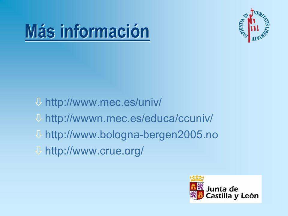 Preguntas más frecuentes sobre El Doctorado (Fuente: Grupo de Promotores de Bolonia en España - Programa Sócrates 2005) è7. ¿Cómo se regulan y organiz