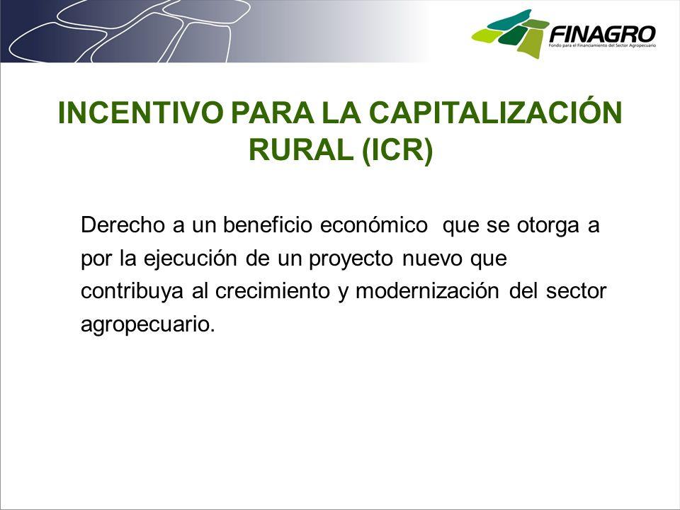 Beneficiarios Derecho a un beneficio económico que se otorga a por la ejecución de un proyecto nuevo que contribuya al crecimiento y modernización del