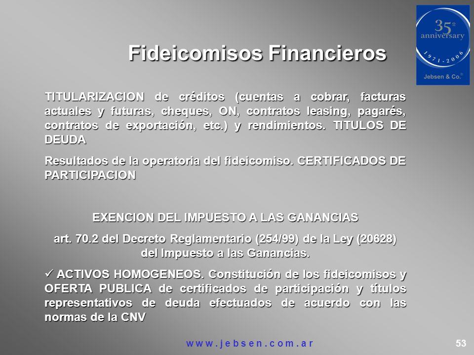 Fideicomisos Financieros TITULARIZACION de créditos (cuentas a cobrar, facturas actuales y futuras, cheques, ON, contratos leasing, pagarés, contratos