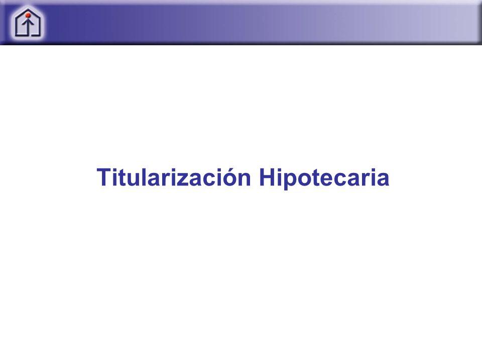 Titularización Hipotecaria