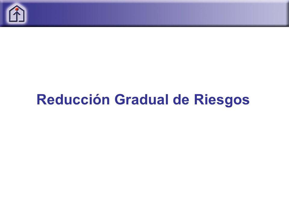 Reducción Gradual de Riesgos