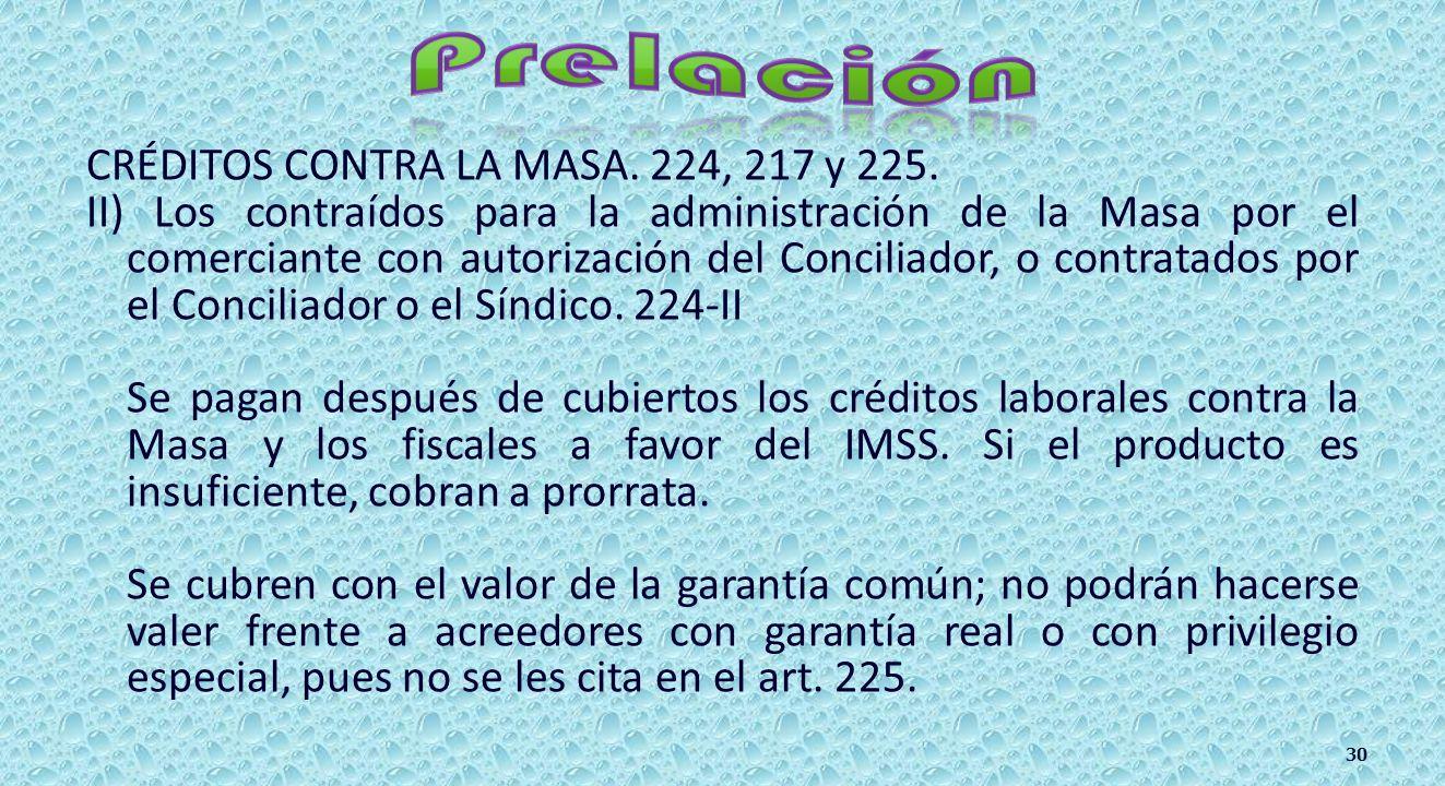 CRÉDITO FISCAL A FAVOR DEL IMSS. 287 al 289 Ley del Seguro Social. Incluye cuotas, capital constitutivo, actualización, recargos, multas y gastos. 287