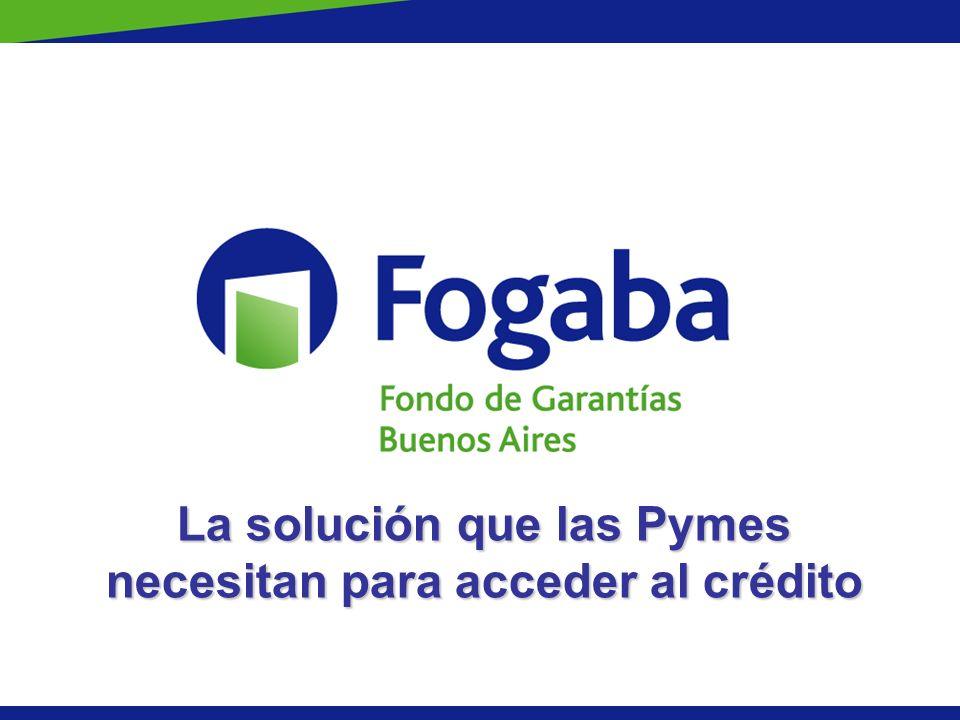 La solución que las Pymes necesitan para acceder al crédito