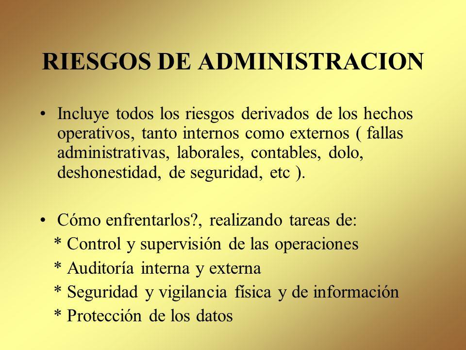 RIESGO DE LIQUIDEZ * Política racional sobre la distribución de dividendos. * Nivel adecuado de provisiones * Diversificación de los créditos por sect