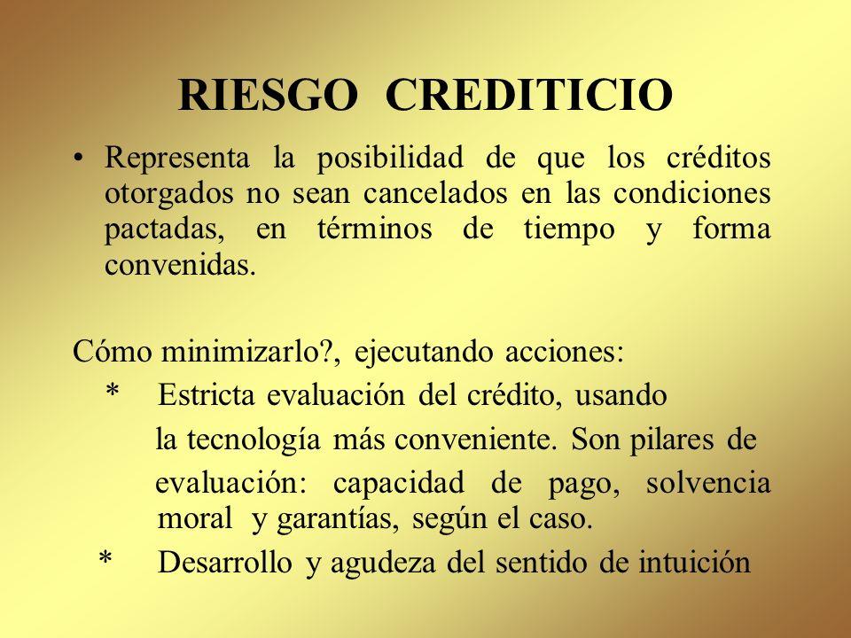 RIESGOS DE ADMINISTRACION * Cobertura de riesgos a través de pólizas de seguro. * Previsión de dolo y fraudes,de parte de empleados, funcionarios y cl