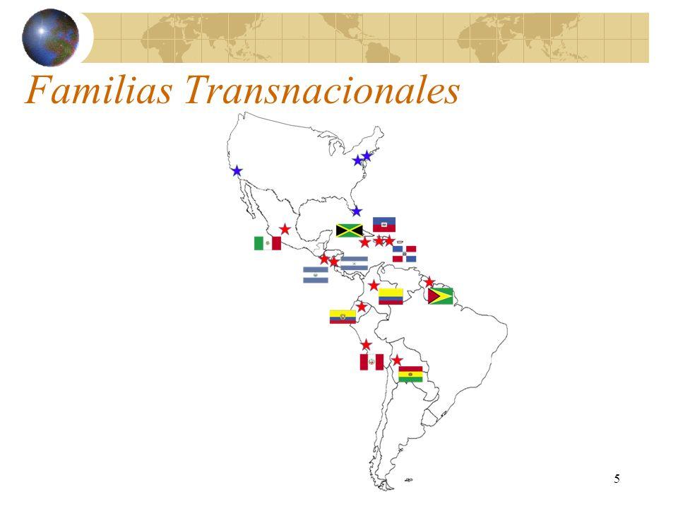 5 Familias Transnacionales