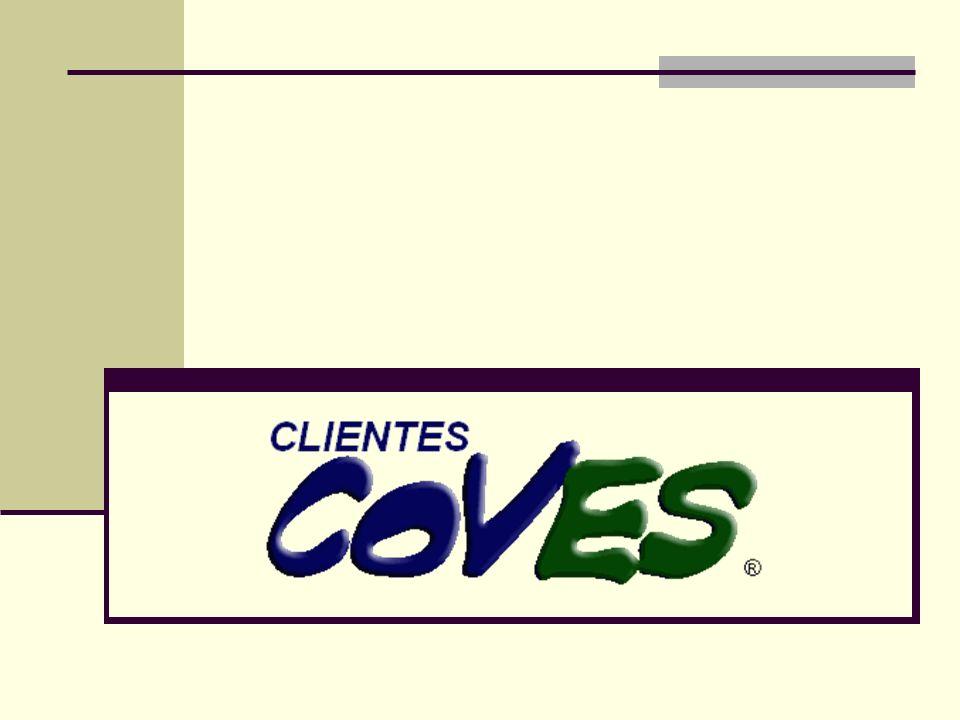 Introducción El Módulo de Clientes es un complemento para su Sistema Coves, con el cual podrá llevar las cuentas por cobrar de sus clientes de crédito