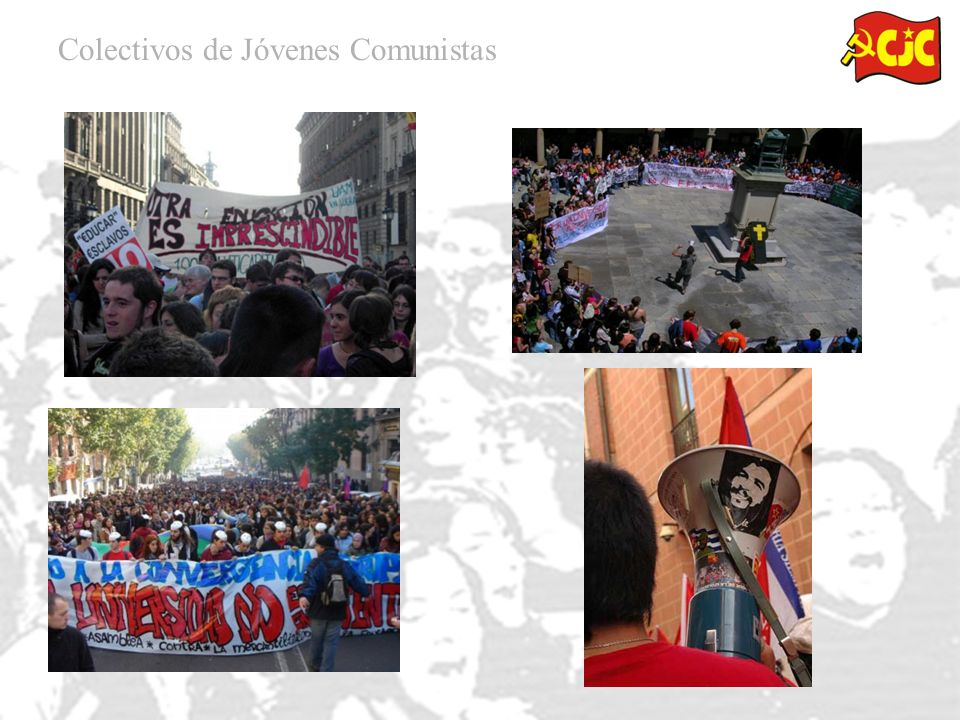 Colectivos de Jóvenes Comunistas ¿Cómo hacerlo.