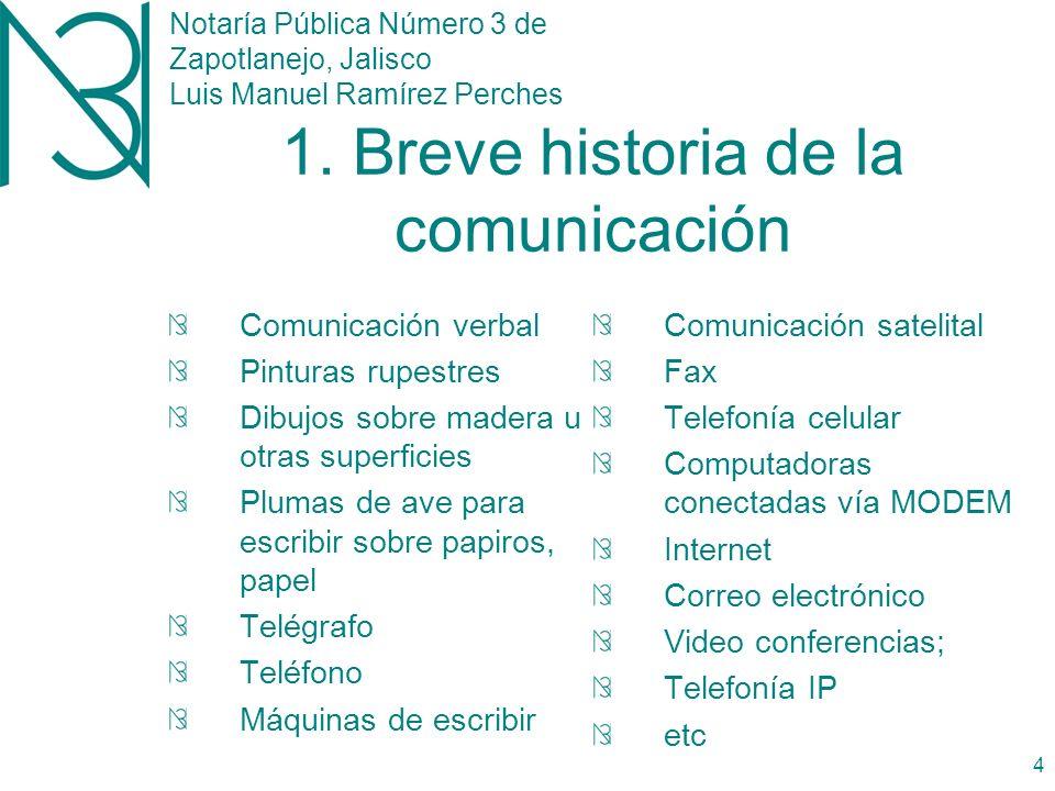 Notaría Pública Número 3 de Zapotlanejo, Jalisco Luis Manuel Ramírez Perches 3 Contenido 7.Mito 8.Permanencia y vigencia de los principios de nuestra actividad 9.Realidad normativa 10.Hacia donde vamos