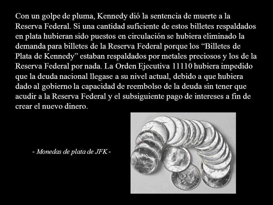 EL DINERO ES DEUDA DOBLADO POR RAFAPAL.COM http://video.google.es/videoplay?docid=-2882126416932219790 ZEITGEIST (PARTE III) NO PRESTES ATENCIÓN A LOS HOMBRES DETRÁS DE LA CORTINA EL PROYECTO MATRIZ – EPISODIO 3 EL GOLPE DE ESTADO ENCUBIERTO CONTRA J.F.K.