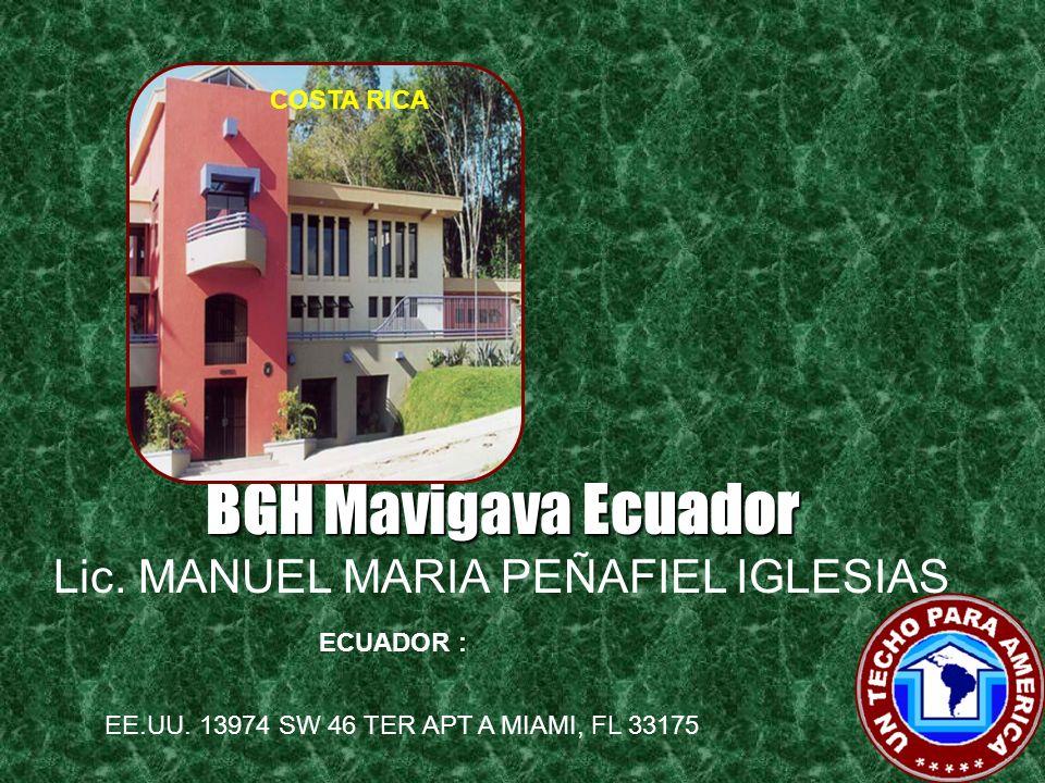 Canada Mavigava Colombia S.A.Dr ARMANDO GOMEZ K. COLOMBIA : ARGENTINA Avenida 27 de Febrero No.