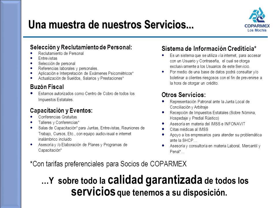 Los Mochis Más y mejores empresas, con Más y mejores Empresarios Si Usted es Socio...