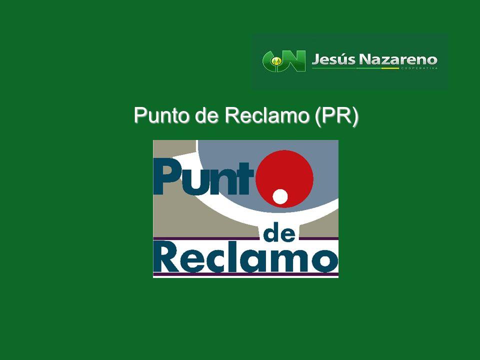 Punto de Reclamo (PR)