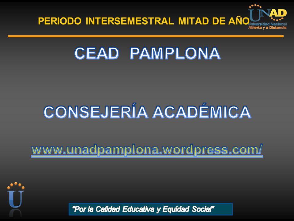 PROGRAMA FORMACIÓN DE FORMADORES PERIODO INTERSEMESTRAL MITAD DE AÑO Mediación de Cursos: Campus Virtual