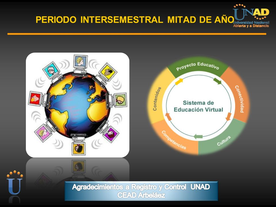 PROGRAMA FORMACIÓN DE FORMADORES PERIODO INTERSEMESTRAL MITAD DE AÑO