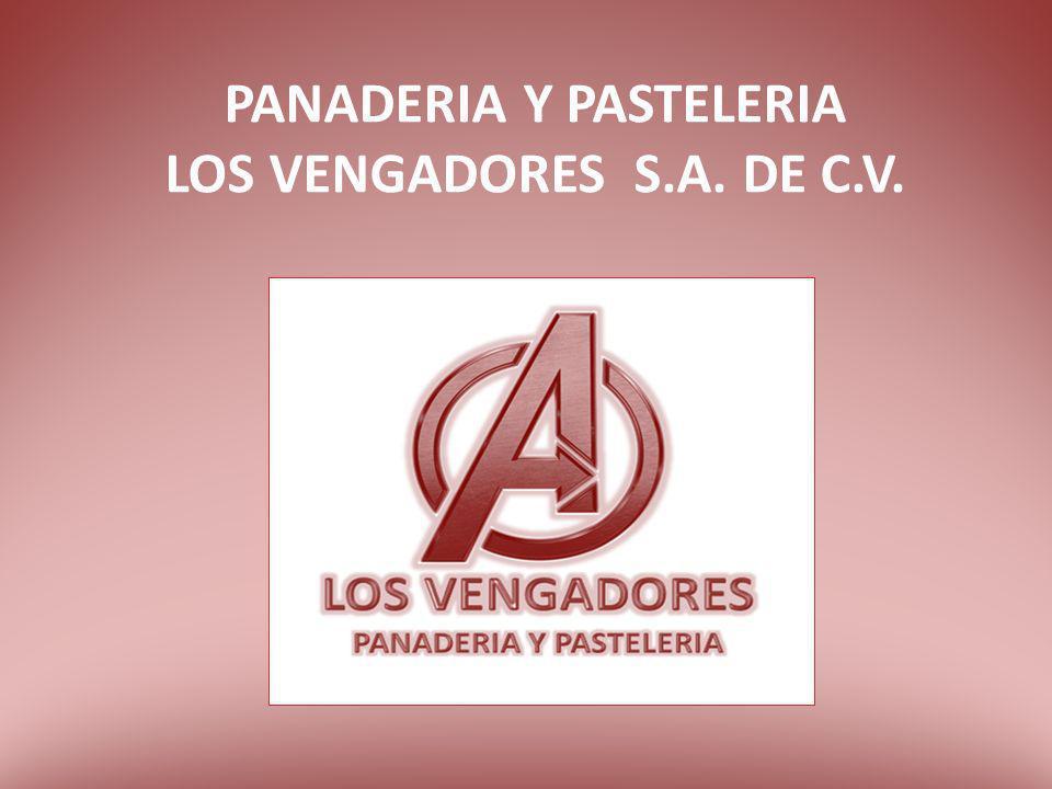 PANADERIA Y PASTELERIA LOS VENGADORES S.A. DE C.V.
