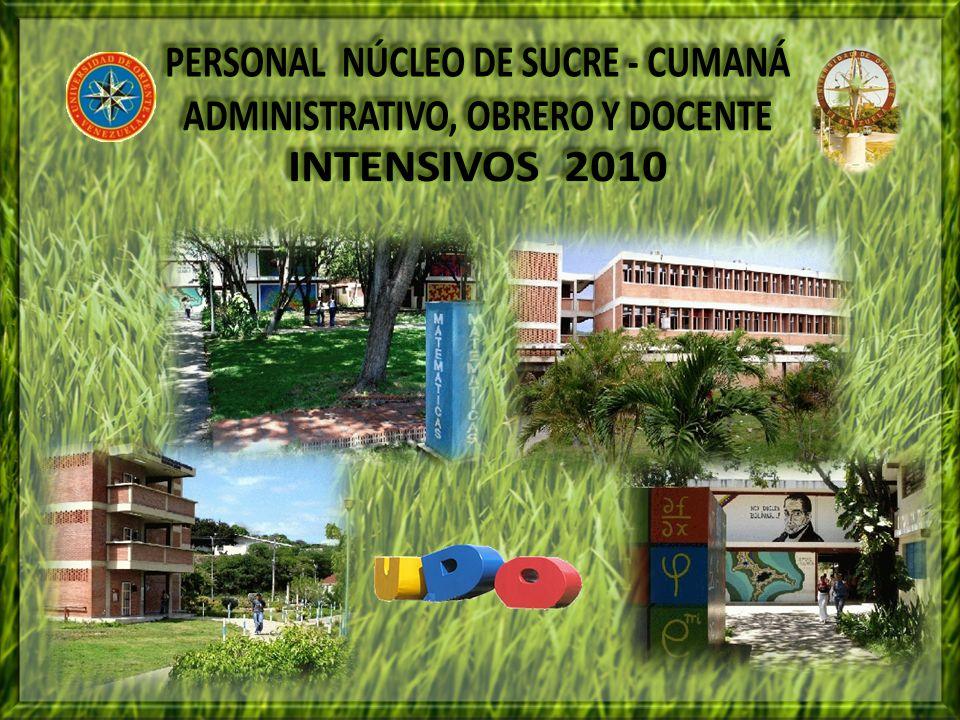 NÚCLEON° EstudiantesMONTO CUMANÁ423.650 CARÚPANO151.050 TOTAL GENERAL574.700