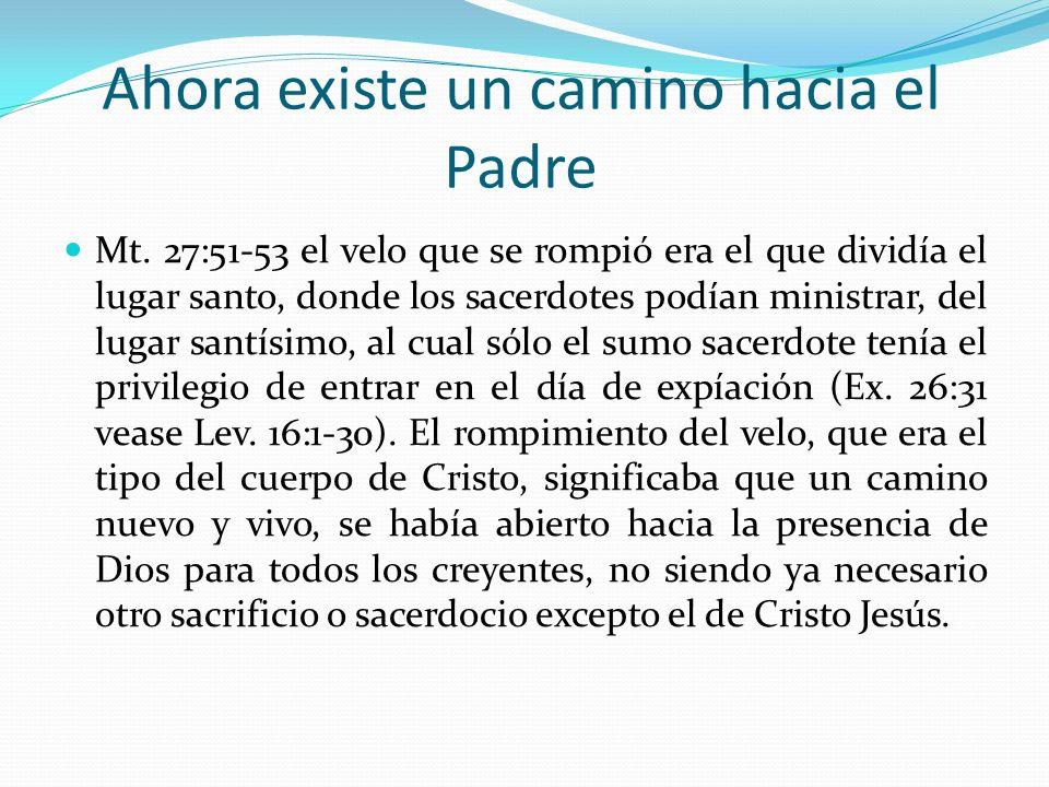 7. Padre en tus manos encomiendo mi espíritu. Luc. 23:46 Literalmente entregó su espíritu. El termino griego implica un acto voluntario. Al lado de Mr