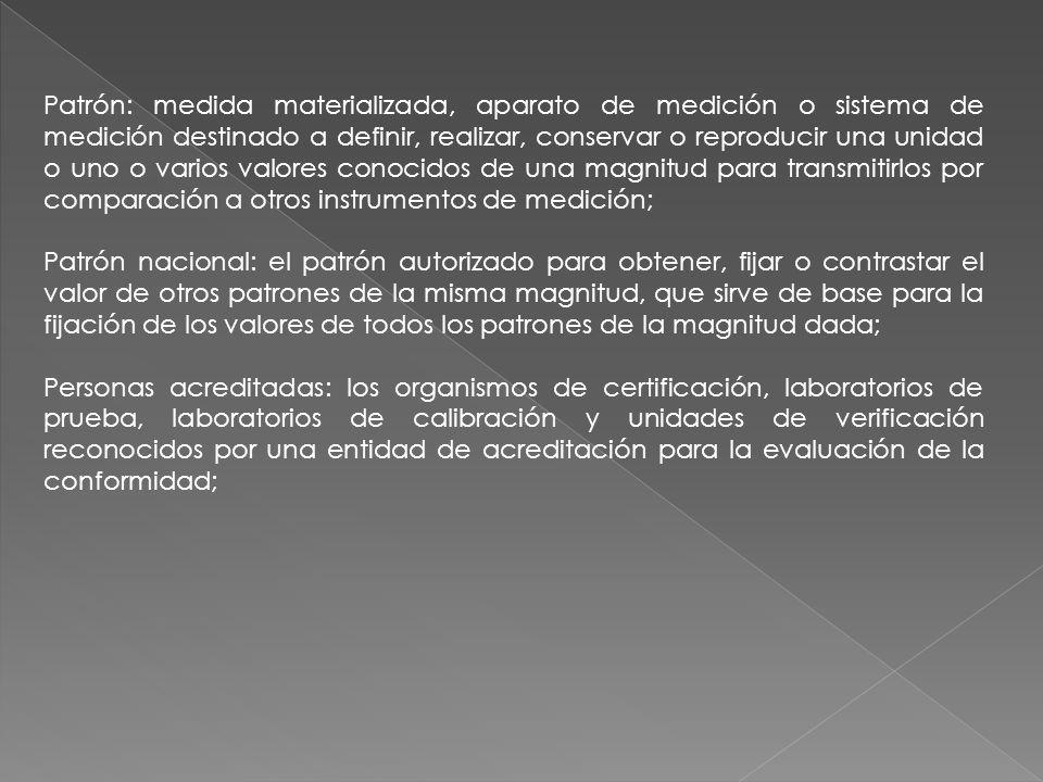 El Centro Nacional de Metrología El Centro Nacional de Metrología es un organismo descentralizado con personalidad jurídica y patrimonio propio, con objeto de llevar a cabo funciones de alto nivel técnico en materia de metrología.