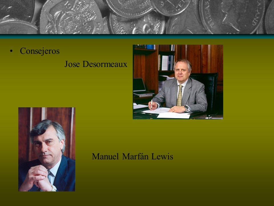 Consejeros Jose Desormeaux Manuel Marfán Lewis