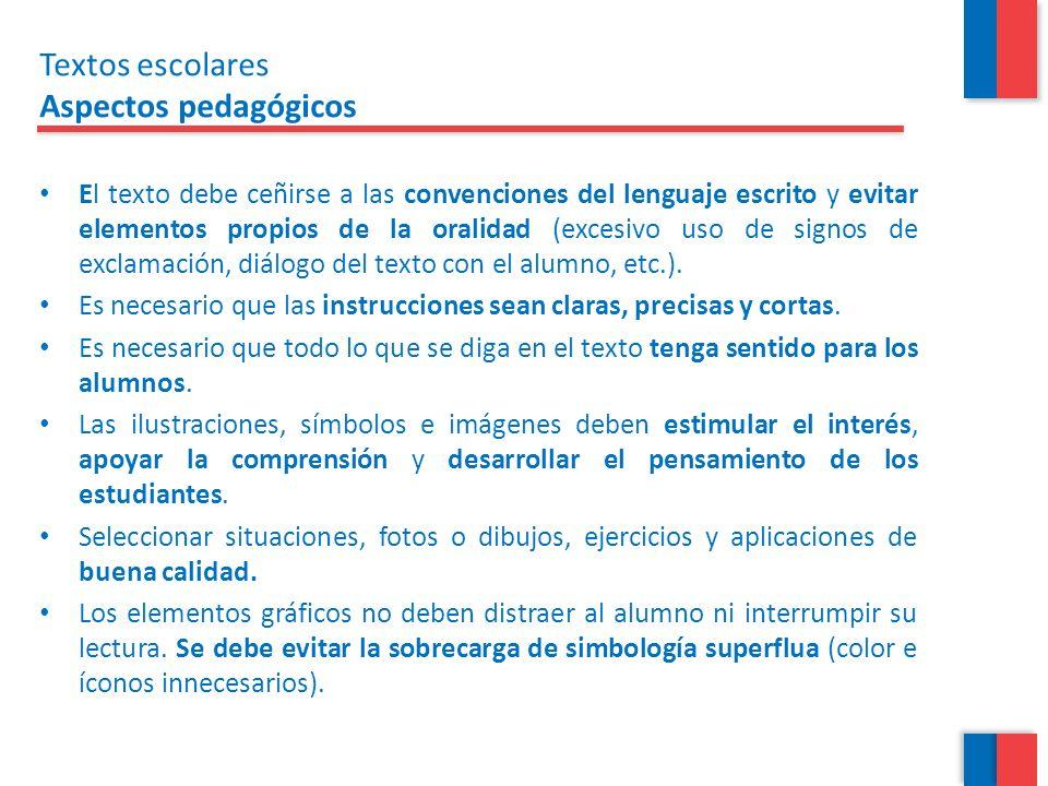 El texto debe ceñirse a las convenciones del lenguaje escrito y evitar elementos propios de la oralidad (excesivo uso de signos de exclamación, diálog