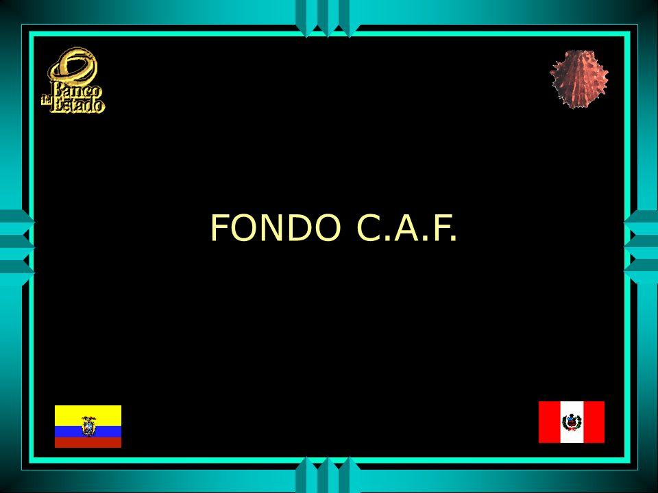 FONDO C.A.F.