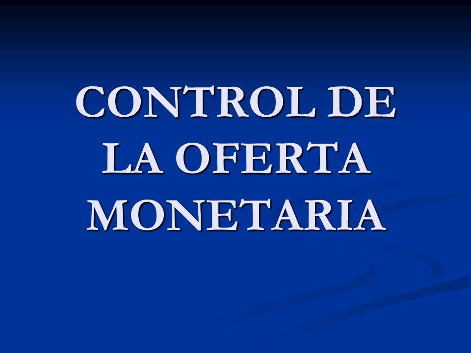 20 Macroeconomía Luis Suárez, Martín Poveda Encajes Las variaciones en el encaje legal operan su efecto sobre la oferta monetaria a través de la liquidez de los bancos.