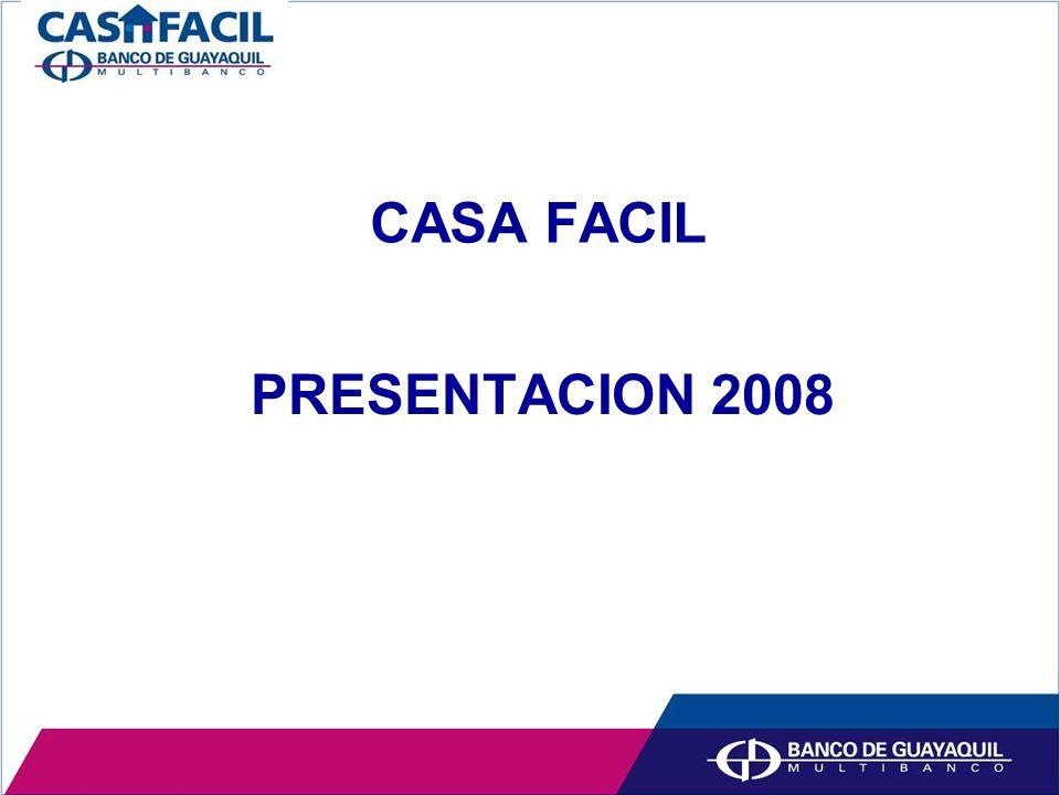 CASA FACIL PRESENTACION 2008