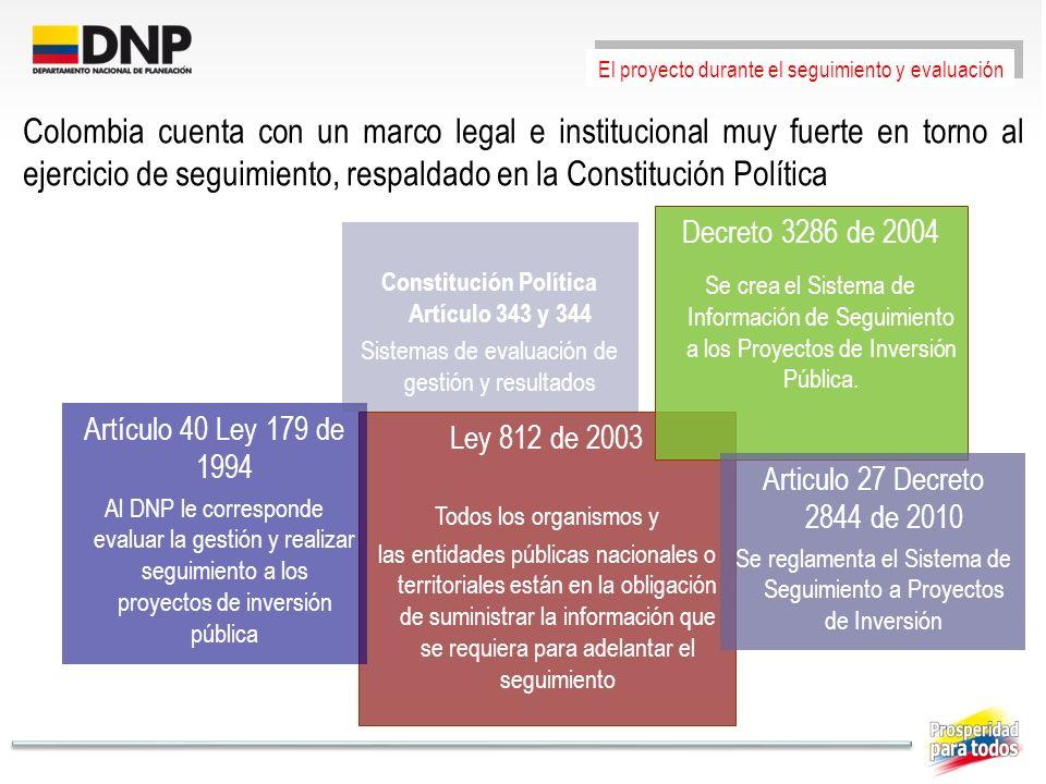 Ley 812 de 2003 Todos los organismos y las entidades públicas nacionales o territoriales están en la obligación de suministrar la información que se r