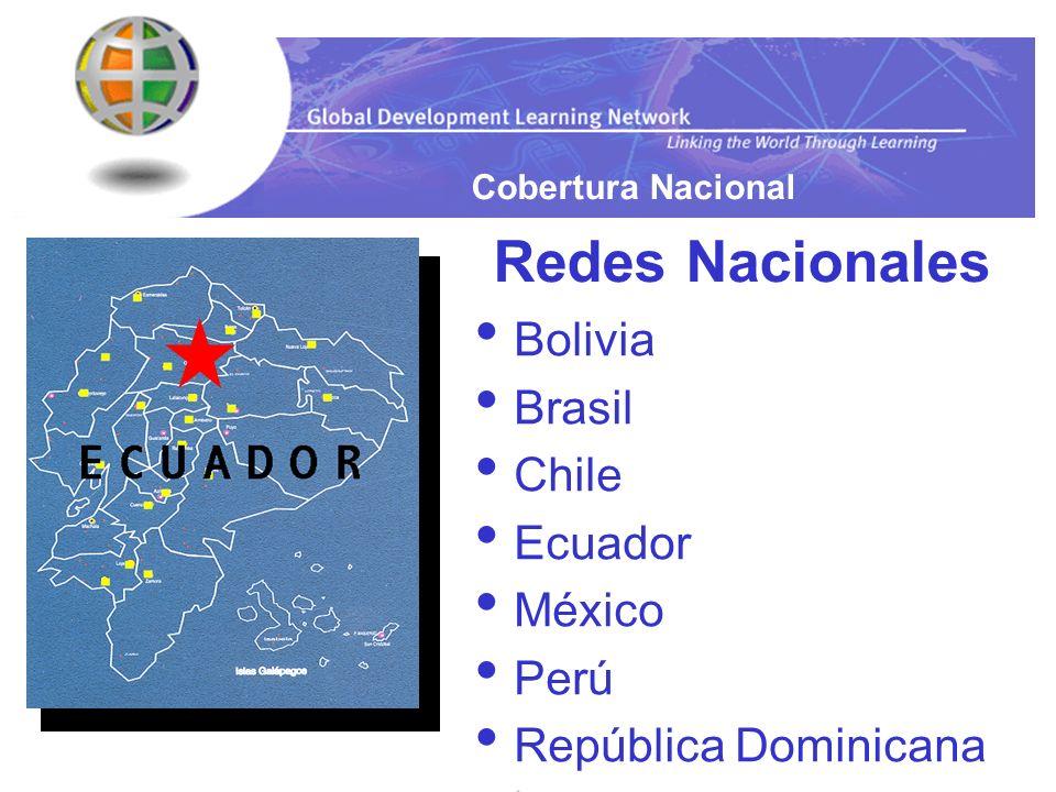 Calidad en Actividades de GDLN Trabajo de Comités Estableciendo los comités: Quito, Panamá Plan de Acción con base en resultados Conformado por miembros de GDLN Comités: Académico, Evaluación de Impacto y Mercadeo