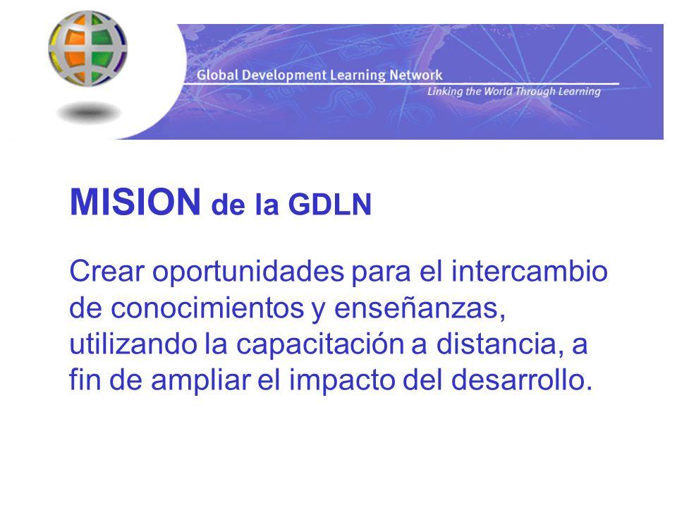 Que es la GDLN.