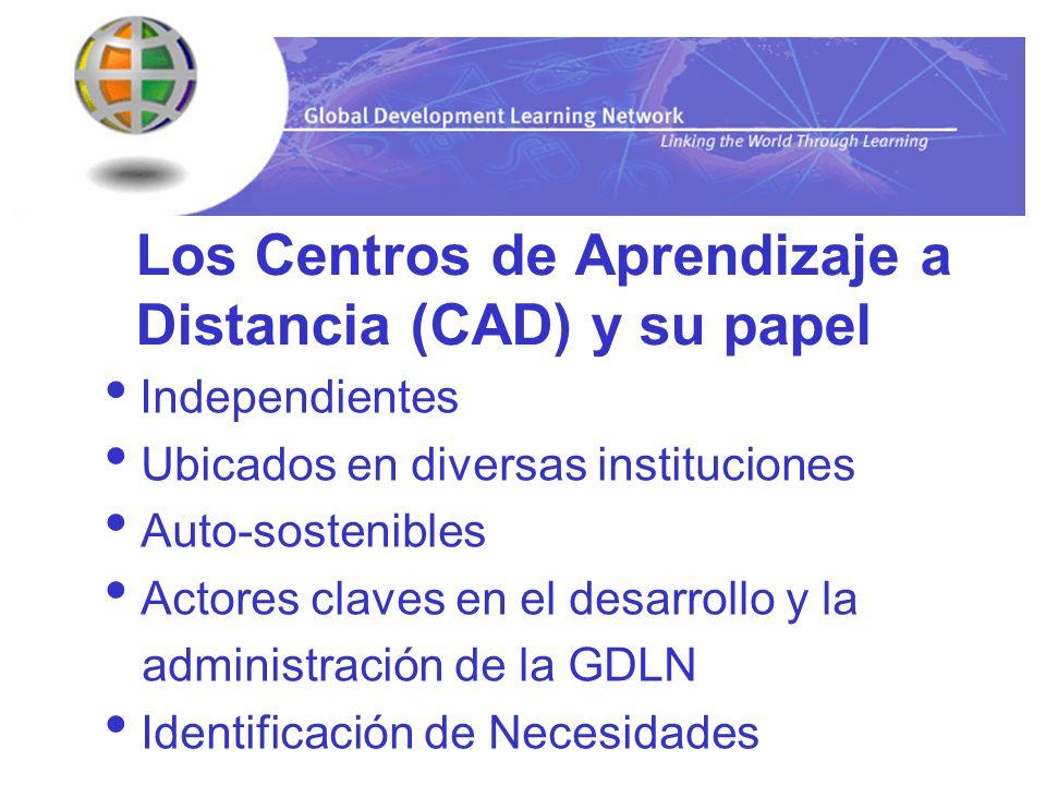 Audiencia Decisores y los que tienen un rol catalizador en el desarrollo (agricultura, comercio/PyMes, educación, salud, tecnología de información) Sector público, sector privado, la sociedad civíl, comunidad académica, ONG, agencias int.